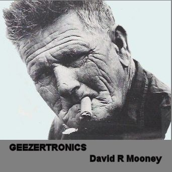 Geezertronics CD cover