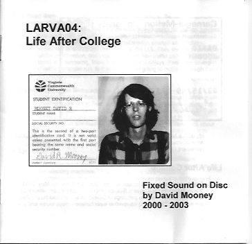 Life After College CD cover