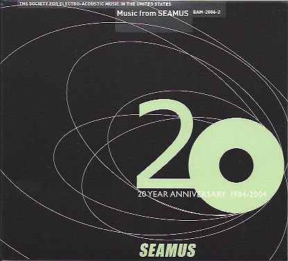 SEAMUS Electroclips CD cover